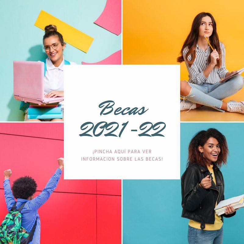 Becas 2021/22